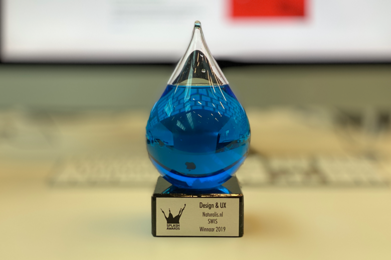 Splash Award Naturalis 2019